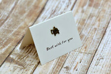 Mini Retro Memory Greeting Best wish for you card