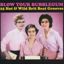 Blow Your Bubble Gum CD NEW SEALED Ian & The Zodiacs/Glyn Johns/Mode/All/Deejays