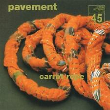 "Pavement(7"" Vinyl P/S)Carrot Rope-Domino-RUG090-UK-1999-Ex/VG"