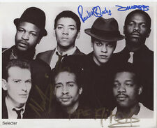 The Selecter (Two Tone Band) Signed Photo Genuine In Person Pauline Black