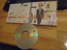 RARE PROMO David Bowie CD Reality TIN MACHINE Earl Slick David Torn Pearl Jam !