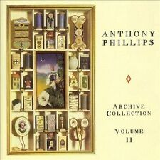 (PROG ROCK 2CD) ANTHONY PHILLIPS - ARCHIVE COLLECTION VOLUME II (SEALED)