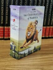 Bbc The Chronicles of Narnia Complete 4 Movies (3xDvd, 2005) Bbc Narnia Complete