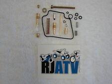 Honda TRX300FW 1993-2000 Carburetor Rebuild Kit Repair TRX 300FW 4wd Fourtrax