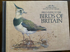 BOOK - *1st Ed* Reader's Digest Field Guide To The Birds Of Britain HB 1981