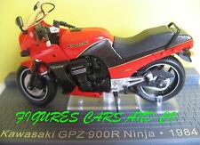 1/24 MOTO CLASSIQUE  KAWASAKI GPZ 900R NINJA 1984  MOTORCYCLE MOTORRAD