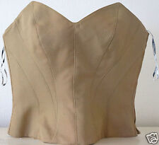 Superbe Bustier Thierry MUGLER T38 neuf couture couturier femme taille 38 S