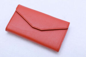 Travel Wallet Passport Cover Boarding Pass Clutch Card Purse Holder For Women