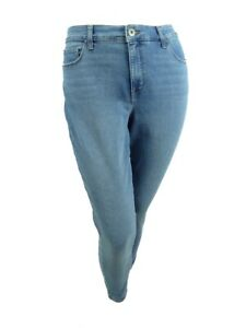 Style & Co. Women's Curvy-Fit Skinny Jeans (16, Camino)