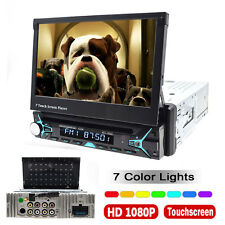 "NEW Audio 7"" Touchscreen In-Dash DVD/CD/MP3 Car Stereo Radio w/USB/AUX/SD/GPS"