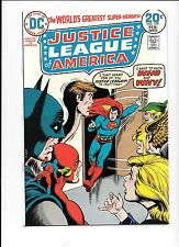 Justice League of America #109 February 1974 Hawkman resigns !
