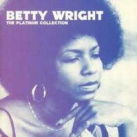 Betty Wright : The Platinum Collection CD (2007) ***NEW*** Fast and FREE P & P