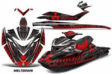 AMR Racing Sea Doo RXP Sitdown Jet Ski SeaDoo Graphic Full Wrap Kit 04-11 MELT R