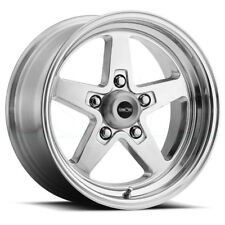 One 15x10 Vision 571 Sport Star II 5x4.75 0 Polished Wheels Rims