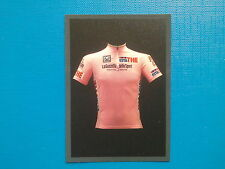 Figurine Panini 100 Giro d'Italia n.367 Maglia Rosa