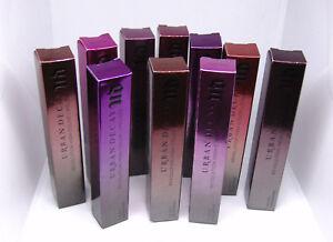 URBAN DECAY REVOLUTION High-Color Lip Gloss 0.17oz/5ml Choose Shade
