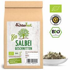 Salbeitee Bio lose 500g Salbeiblätter getrocknet Salbei Blätter Tee kbA