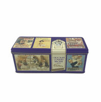 Collectable Vintage Cadburys Chocolate Finger Tin 1990's Anniversary Special Tin