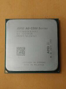 AMD A8-5500 (AD55000KA44HJ) 3.20Ghz Socket FM2 Quad Core Desktop CPU Processor