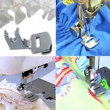Snap On Household Domestic Presser Feet Sewing Machine Ruffler Hem Foot
