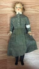 VINTAGE LOTTA SVARD TURKU CHALK WARE? DOLL RARE HARD TO FIND MADE IN FINLAND