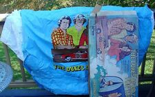 Vintage Dukes of Hazzard Fun Tunnel Tent with Box