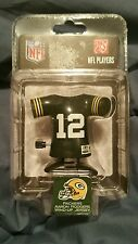 Official Licensed NFL Aaron Rodgers Jersey Wind-Up Walking Toy