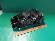 """Dark Knight Batman Stealth Launcher Batmobile 15""""in Long  M1113  """"Played With"""""""