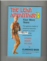 Lean Advantage 3 : Four More Years Paperback Clarence Bass