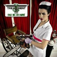 THE TREATMENT - THIS MIGHT HURT  CD 14 TRACKS NEU