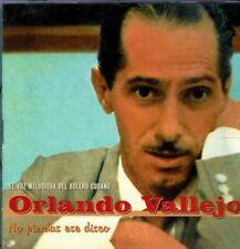 Orlando Vallejo No Pierdas Ese Disco (Contiene 20 Temas)    BRAND  NEW SEALED CD