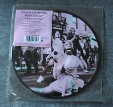 Red Hot Chili Peppers, hump de hump / an opening, SP - 45 tours - picture disc