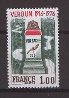 FRANCIA/FRANCE 1976 MNH SC.1481 Battle of Verdun
