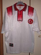 Turkey Away 1996 football shirt jersey trikot Adidas size M