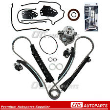 04-08 Ford Expedition F150 F250 F350 Lincoln 5.4L 3V Timing Chain Water Pump Kit