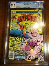 Marvel Premiere #48 Byrne Key CGC 9.6 NM+ 2nd Scott Lang Ant-Man 1st Pr Layton