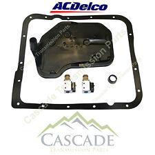 AC Delco Shift Solenoid Repair Kit 4 Valve Body Oem A & B W Filter Kit 4L60E 98+
