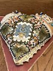 ANTIQUE SWEETHEARTS  PIN CUSHION HIGHLAND LIGHT INFANTRY