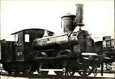 Eisenbahn Motiv-Postkarte CSSR Lokomotive Dampflok Lok Stütz-Tenderlokomotive