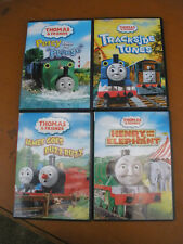 Thomas & Friends - 4 DVD's - Henry & the Elephant and 3 more