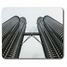 Computer Mouse Mat - Petronas Towers Kuala Lumpur Malaysia Office Gift #15754