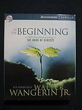 In the Beginning: The Book of Genesis Audio CD