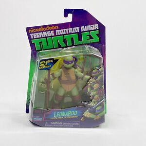 Nickelodeon Teenage Mutant Ninja Turtles 2012 MISPRINT Figure New Sealed READ