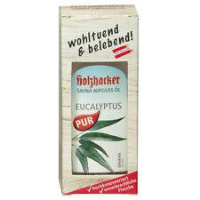 Holzhacker - Sauna-Aufguss-Öl Saunaöl Eucalyptus  75ml (€ 9,20 pro 100 ml)