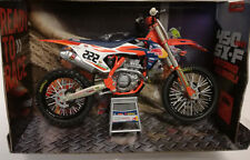 KTM SXF.450 Red Bull A.Cairoli N°222 '17  MAQUETTE MOTO 1/12  - streetmotorbike