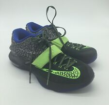 956e319201d6 Nike KD VII 7 Electric Eel Sz 8.5 Mens Basketball Shoes PRE-OWNED 653996-
