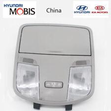 Top control light assembly map light For Hyundai Elantra AD 2016 2017 2018