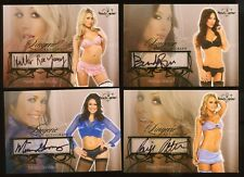 2013 Benchwarmer Hobby AUTO/Autograph Card #7 - PAIGE PETERSON