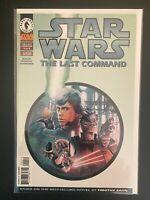 Star Wars: The Last Command 4 of 6 High Grade Dark Horse Comic CL93-162