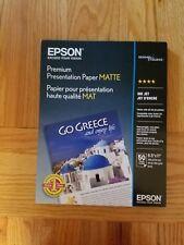 EPSON  PREMIUM PAPER MATTE